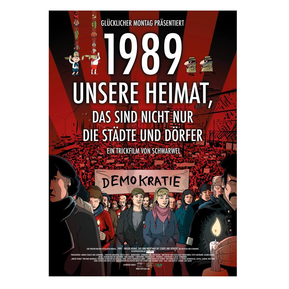 Film Schwarwel 1989 Unsere Heimat Das Sind Nicht Nur Die Stadte Und Dorfer Download Glucklicher Montag Shop