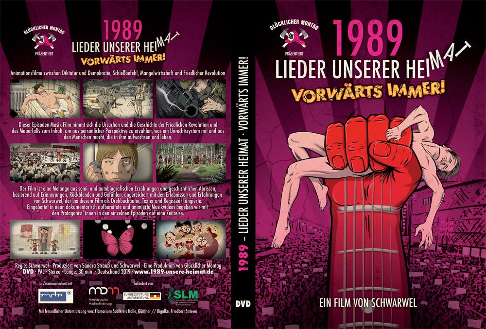 Film Schwarwel 1989 Lieder Unserer Heimat Vorwarts Immer Dvd Glucklicher Montag Shop
